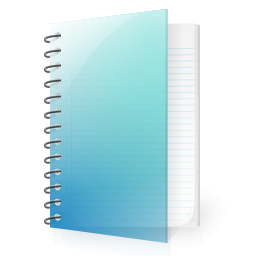 Icon Vector Notepad PNG images