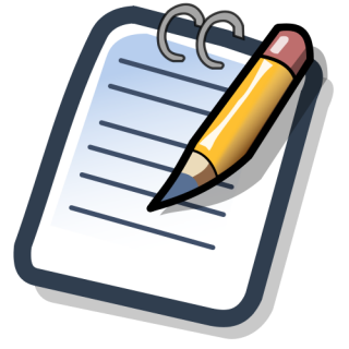 Notepad Simple Png PNG images