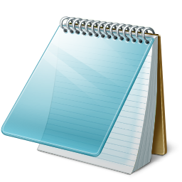 Drawing Vector Notepad PNG images
