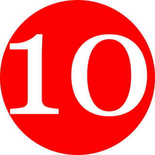Simple Png Number 10 PNG images