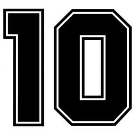 Number 10 Icon Hd PNG images