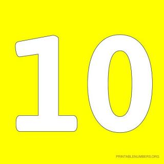 Icon Number 10 Transparent PNG images