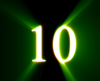 Icon Number 10 Library PNG images