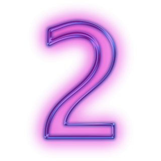 For Windows Number 2 Two Icons PNG images