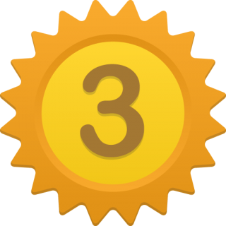 Number 3 Icon Svg PNG images