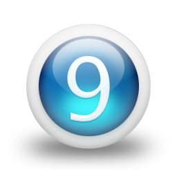 Icon Size Number 9 PNG images