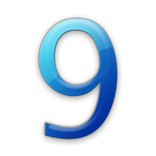 Hd Icon Number 9 PNG images