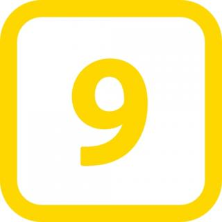 Number 9 Free Files PNG images