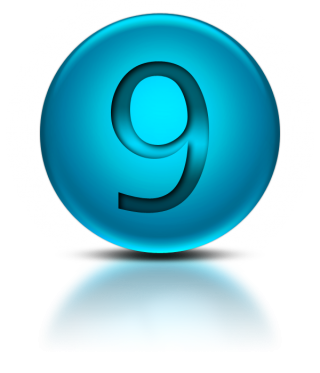 Number 9 Png Download Free Vector PNG images