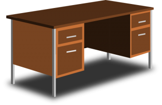 Office Furniture Table Png PNG images