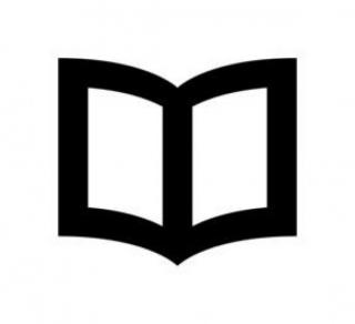 Open Book Vector Icon PNG images