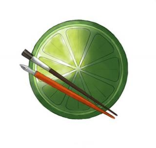 Circle Paint Tool SAI Icon PNG images