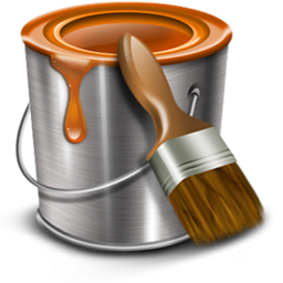 Paint Bucket Icon PNG images
