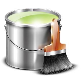 Painting Icon Size PNG images