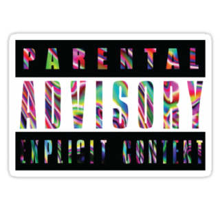 Parental Advisory Explicit Content Png PNG images