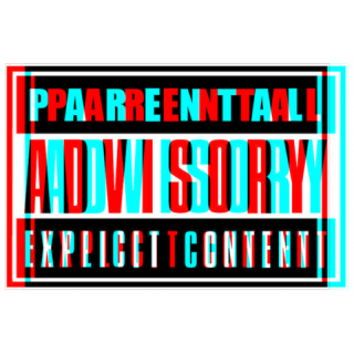 Parental Advisory HD Png PNG images