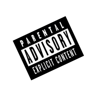 Parental Advisory Png PNG images