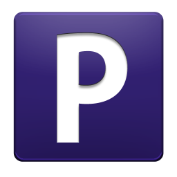 Parking Library Icon PNG images