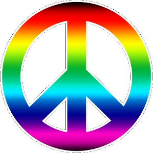 Peace Sign Background PNG images