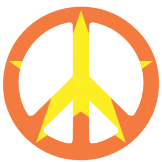 Transparent Peace Sign PNG PNG images