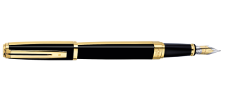 Black Fountain Pen PNG Free Download PNG images
