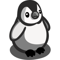 Penguin Symbol Icon PNG images