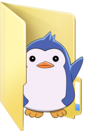 Vector Free Penguin PNG images