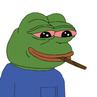 High Resolution Pepe Smoke Png Clipart PNG images