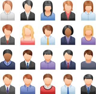 Free Business Person Icon PNG images