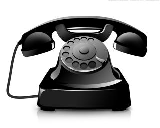 Full Size – JPG Preview: Old Telephone PNG images
