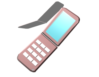 Old Touch-tone Phone Model Png PNG images