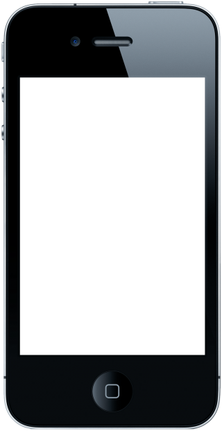 Phone, Black IPhone Blank Screen PNG images