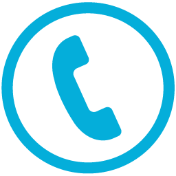 Download Phone PNG Blue Icon PNG images