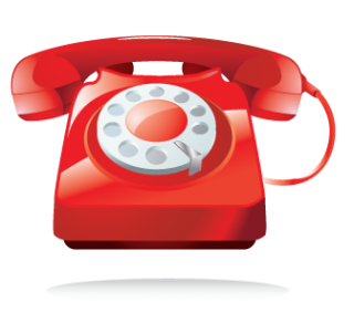 Download Red Phone Old Classic PNG PNG images