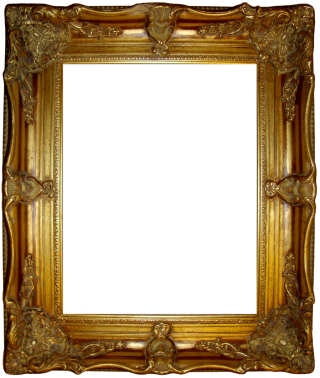 Antique Photo Frame Png PNG images
