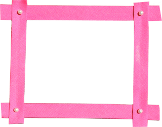 Pink Photo Frame Png PNG images