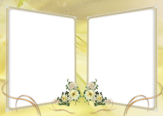 Wedding Photo Frame Png PNG images