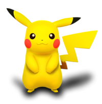 Icon Pikachu Vector PNG images