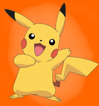 Icon Vector Pikachu PNG images