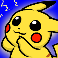 Pikachu Icon Svg PNG images