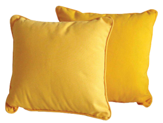 Orange Pillow Png PNG images