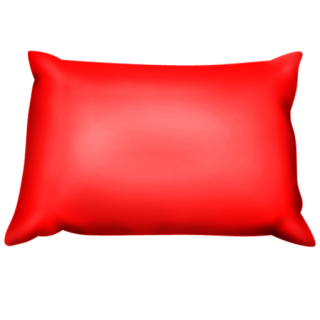 Red Pillows Png PNG images
