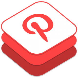 Icon Pinterest Logo Hd PNG images