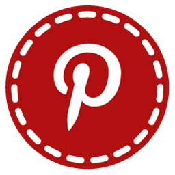 Pinterest Round Icon PNG images