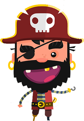 Free Download Of Pirate Icon Clipart PNG images