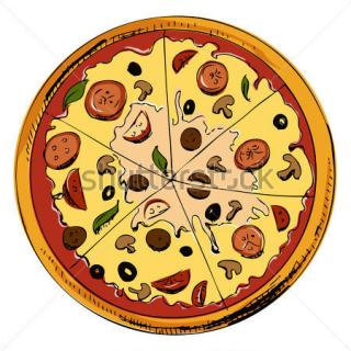 Symbol Icon Pizza PNG images