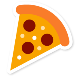 Pizza Slice Icon PNG images