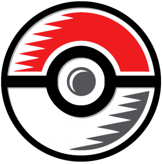 Pokeball Vector Drawing PNG images