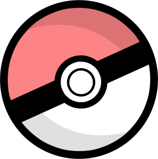 Free Pokeball Vector PNG images