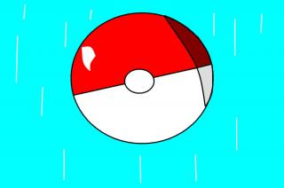 Vector Pokeball Free PNG images